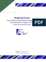 Weighing Europe