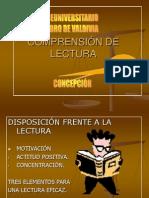 COMPRENSI+ôN DE LECTURA PV