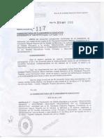 Resolucion Ministerio Educacion Generoy Seguridad Curso 2