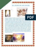 entonces las vírgenes son invitadas a la cena del reino de los cielos dios y sus ángeles arcángeles y querubines