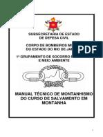 132805019 Manual Tecnico de Montanhismo Do Curso de Salvamento Em Montanha