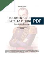 Documentos Batalla Pichincha-2009