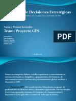 Tarea 3 - Proyecto GPS