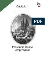 Capitulo 1 Presencia Online Empresarial