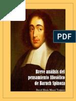 Breve análisis del pensamiento filosófico de Baruch Spinoza