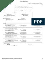 Consulta de débitos do veículo