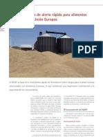 Cría y Salud 26_58-59 RASFF - Sistema de alerta rápida para alimentos y piensos de la Unión Europea