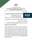 Membendung Musibah Wabak Selsema Babi (H1N1)