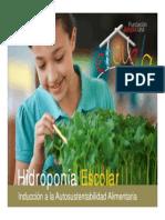 PresentacionHidroponiaEscolar