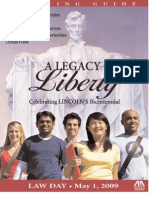 2009 Law Day Guide