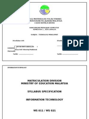 Kolej Matrikulasi Pulau Pinang Kementerian Pelajaran Malaysia 13200 Kepala Batas Websites Web Search Engine