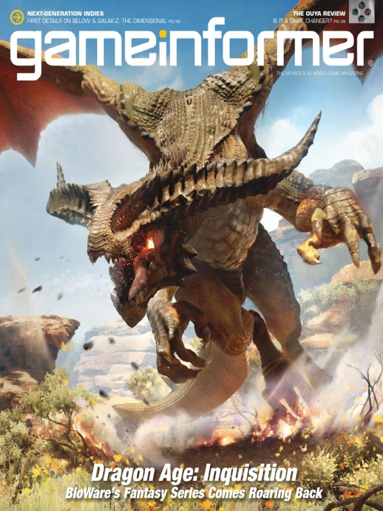 Game Informer September 2013 | Xbox (Console) | Microsoft