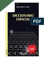 diccionario espacial