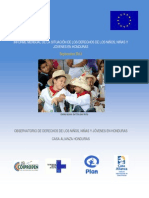 Informe Mensual_ Septiembre 2013_Casa Alianza Honduras (1)