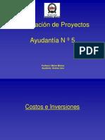 Evaluacion de proyectos Clase 5 - Cap 5.ppt
