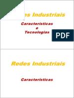 Aula 01 - Redes Industriais - Introdução