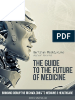 The guide to the future of medicine white paper