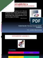 DIDACTICO.Estadística