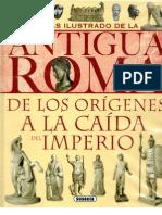 Atlas Ilustrado de La Antigua Roma