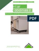 Instalacion de Muebles de Cocina - 2