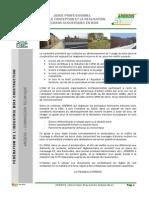 AREBOIS - Guide de Conception Et de Realisation 2010