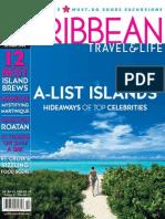 Caribbean Travel And Life Magazine October, 2006