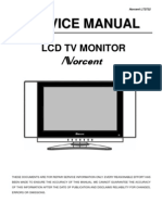 Lt2722 Lcd Tv Norcent