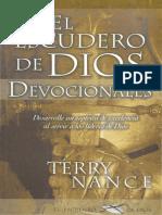 El Escudero de Dios Devocionales -Terry Nance