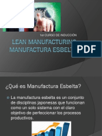 Introduction to Lean Manufacturing 1st Topic