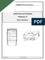 P01371305B - Edition 8 - Guide Installateur T2P Palier2