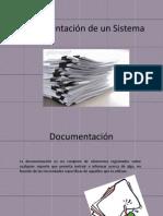 documentación de un sistema.ppt