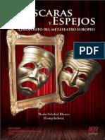 De máscaras y espejos. A propósito del metateatro europeo