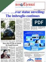 Times Chennai, E Paper 05 August 2009