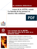 ASTM Standards You SPA