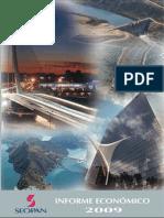 informe economico 2009.