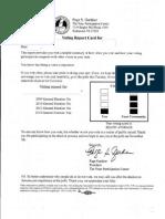 Voter Participation Center mailer
