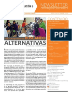 ICCO Centroamerica Newsletter Oct 2013