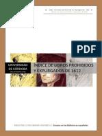 Indice de Libros Prohibidos Vaticano