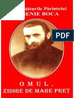 Omul, Zidire de Mare Pret - Pr. Arsenie Boca.pdf
