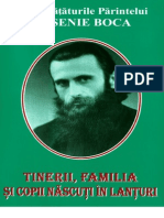 Tinerii, familia si copii nascuti in lanturi - Pr.  Arsenie Boca.pdf