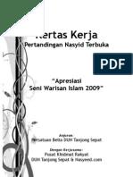 Kertas Kerja Nasyid (Last Edited)