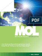 MOL Scientific Magazine SD & HSE special issue
