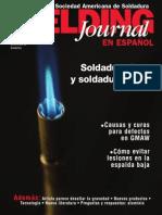 welding journal en español