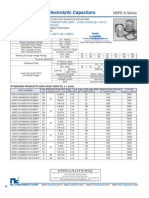 NIC Components NSPE-H Series