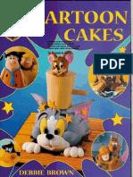 Cartoon Cakes - Debbie Brown.pdf