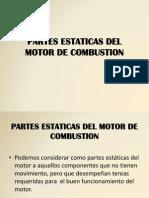 Partes Estaticas Del Motor de Combustion
