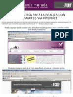 Tutorial Web Guarani