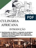 Hc Afro Culinaria Africana
