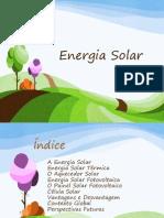 Energia Solar - Concluido