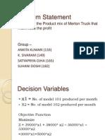 Merton Truck Case